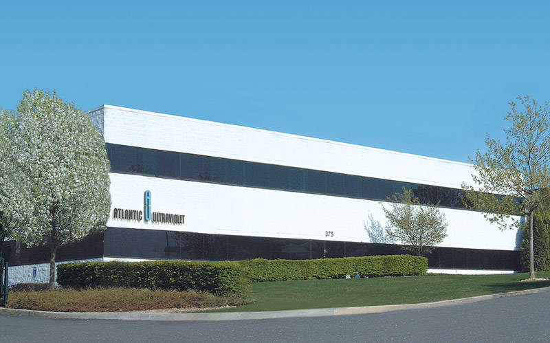 Atlantic Ultraviolet Corporation Corporate Building in 1994