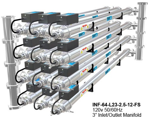 Infinity Liquid Disinfection System Unit