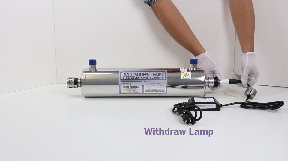 Withdraw Lamp