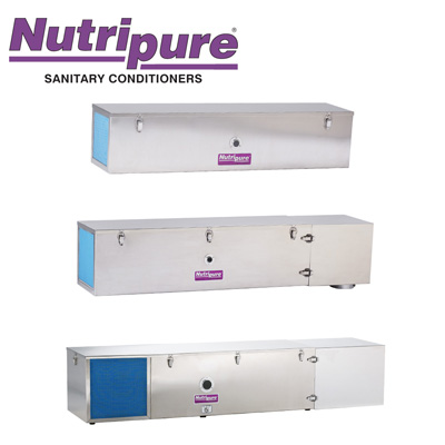 Nutripure ultraviolet sanitary conditioner