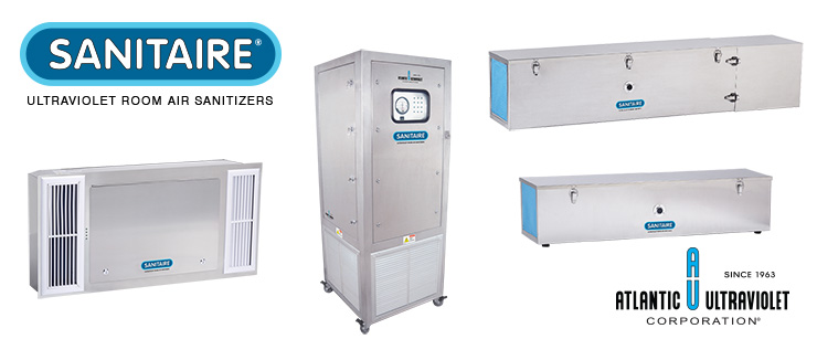 SANITAIRE UV Air Sanitizers