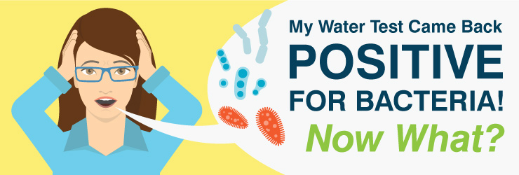 Have you received a positive water test?
