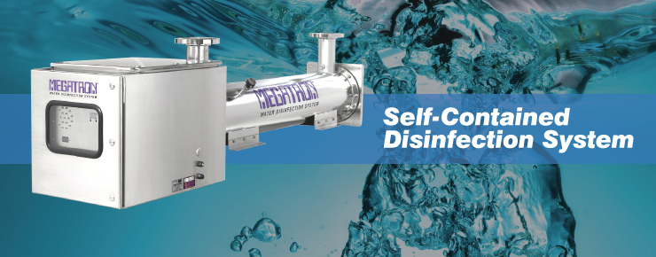 Self Contained Disinfection System