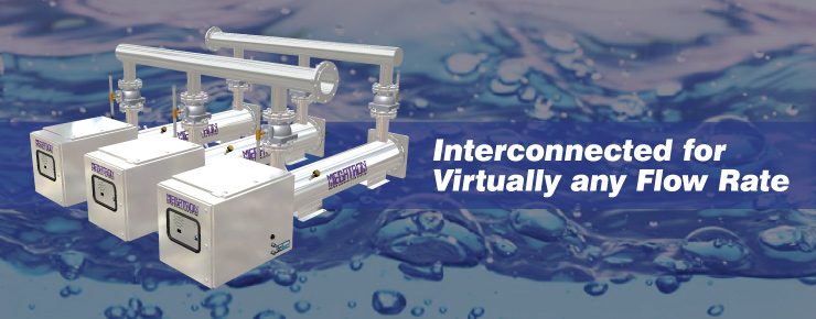 Interconnected for Virtually any Flow Rate