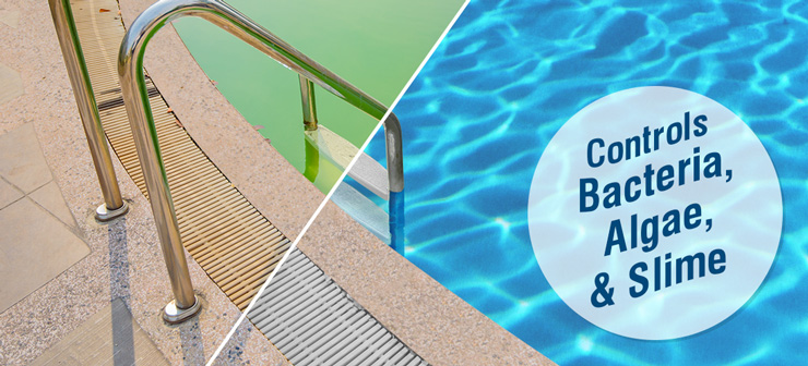 Ultraviolet Pool Disinfection has many benefits