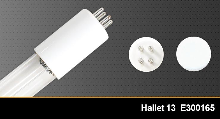 Replacement for Hallett//UV Pure TECH Upstream 10-75 Ballast Ballast
