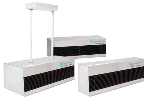 Ultraviolet Indirect Air Disinfection