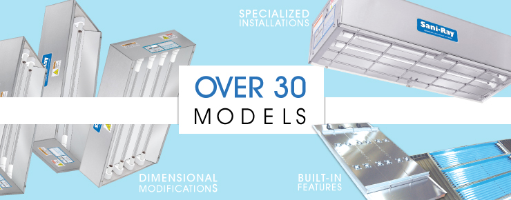 Over 30 Models - Dimesional Modifications - BuiltIn Features - Specialized Installations