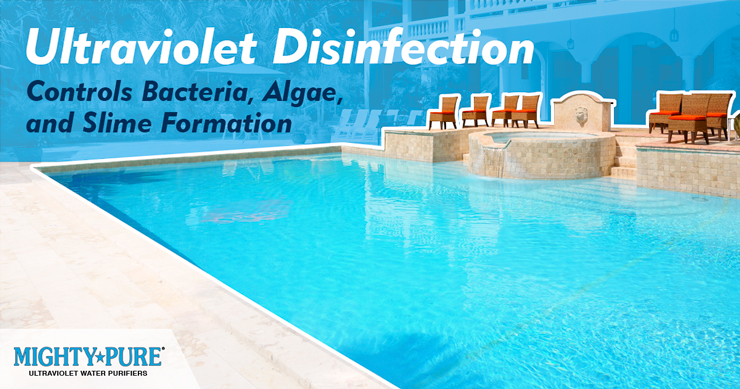 Mighty Pure UV Water Disinfection for Pools and Spas