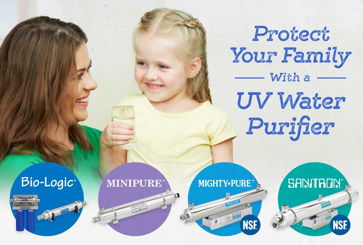 Protect Your Family with a UV Water Purifier