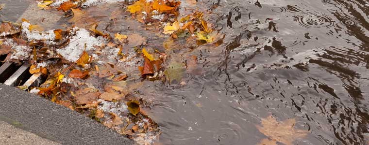 Stormwater Runoff - Another Common Cause of Well Water Contamination