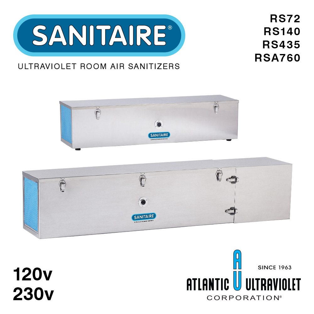 SANITAIRE RS72 - RSA760