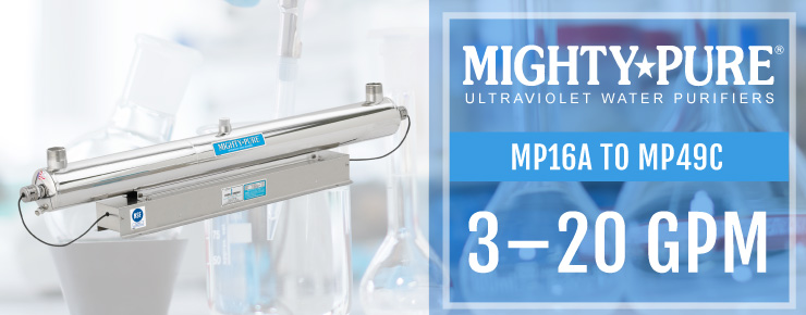 MightyPure UV Water Purifiers