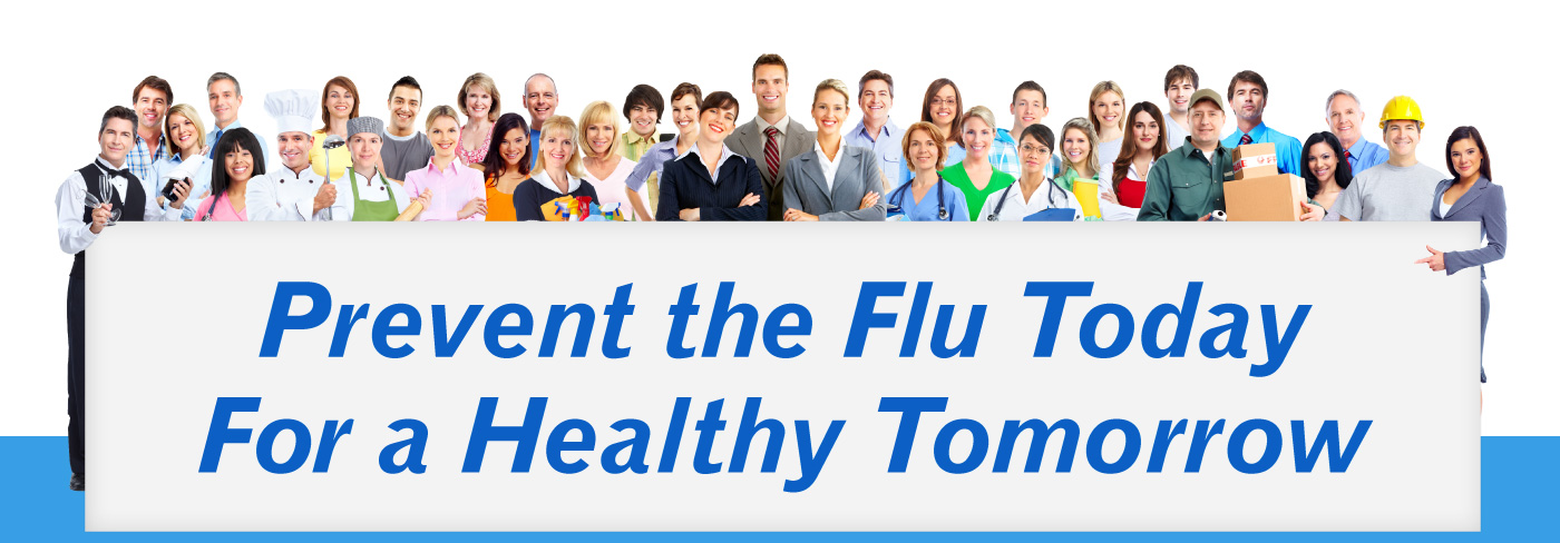 Prevent the Flu Today for a Healthy Tomorrow