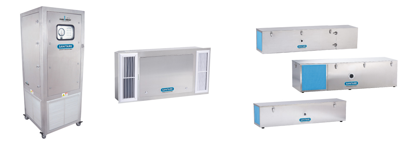 uv room air sanitizers
