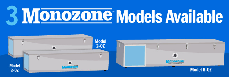 3 Monozone Models Available