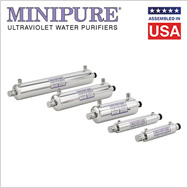 Minipure uv water purifiers