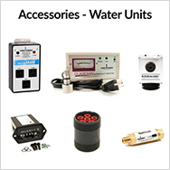 Optional Accessories - Water Units