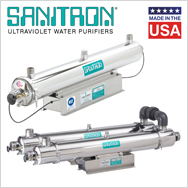 Sanitron uv water purifiers