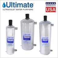 Ultimate ultraviolet water purifiers