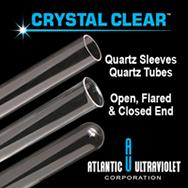 Crystal Clear Quartz Sleeve