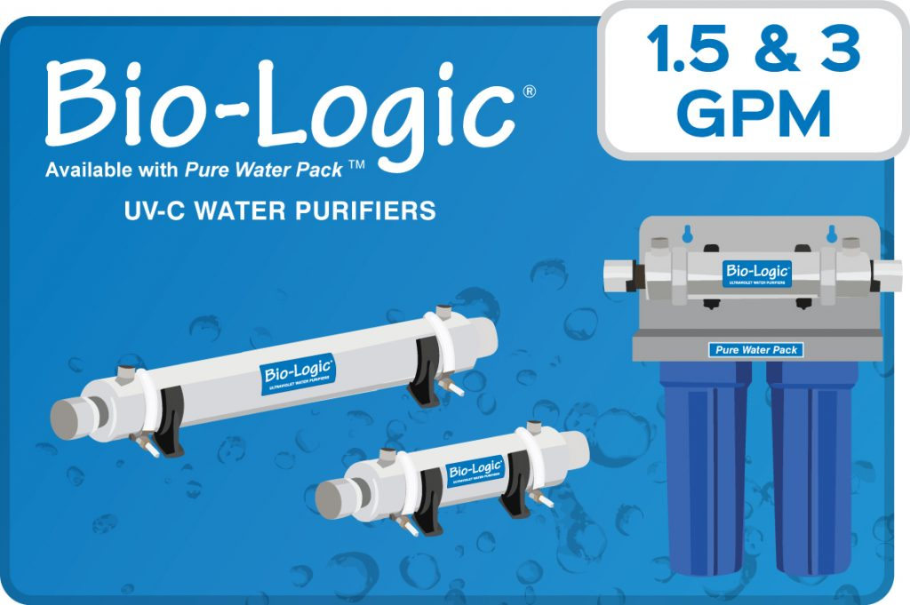 Bio-Logic UV-C Water Purifiers