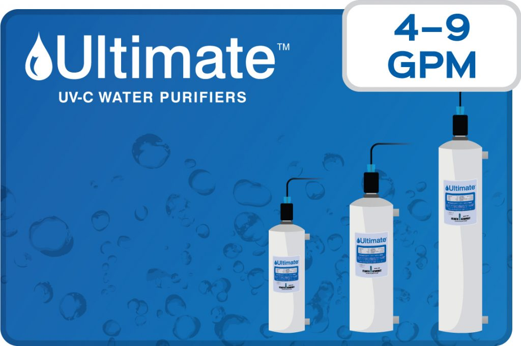 Ultimate UV-C Water Purifiers
