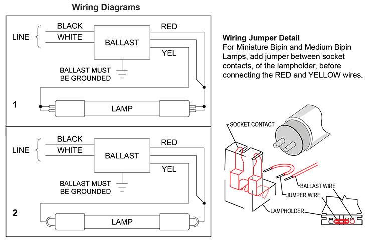 Wiring Diagrams Ultraviolet Com, Ballast Wiring Diagram