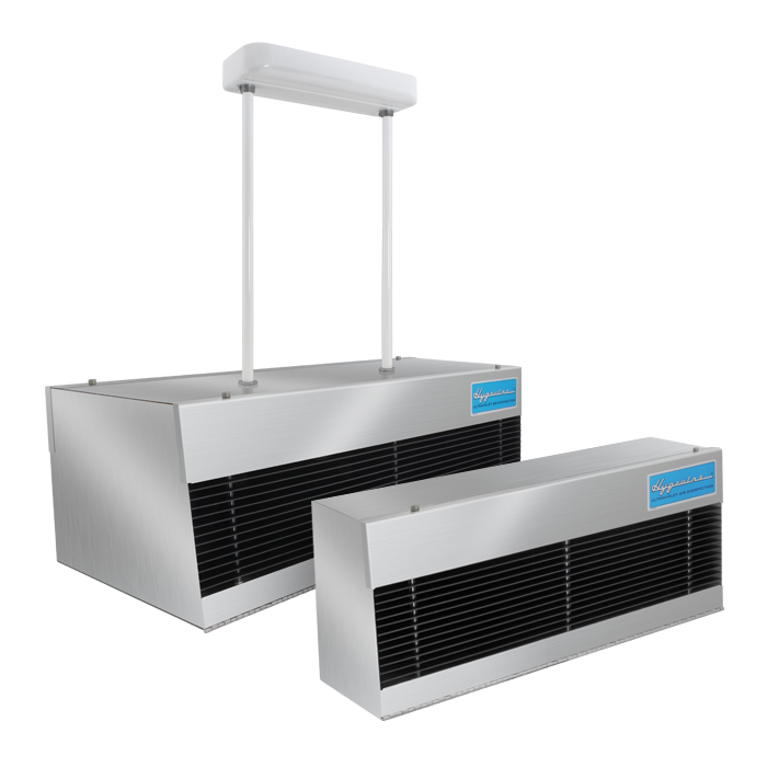 Hygeaire ultraviolet disinfection product for your fitness center