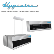 Hygeaire Ultraviolet Indirect Air Disinfection