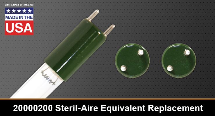20000200 Steril-Aire Equivalent Replacement Lamp
