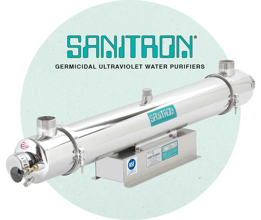Sanitron Ultraviolet Water Purifiers