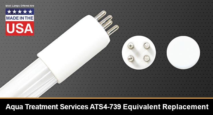 Aqua Treatment Services ATS4-739 Equivalent Replacement