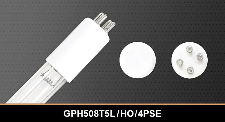 GPH508T5L-HO-4PSE Germicidal UV-C Lamp