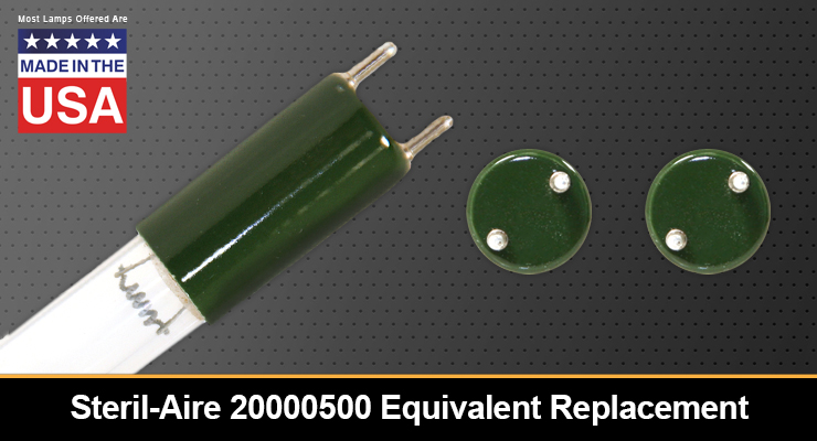 Steril-Aire 20000500 Equivalent Replacement UV-C Lamp