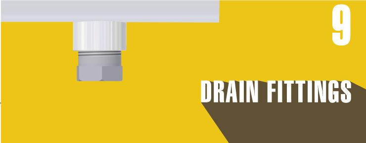 drain fittings