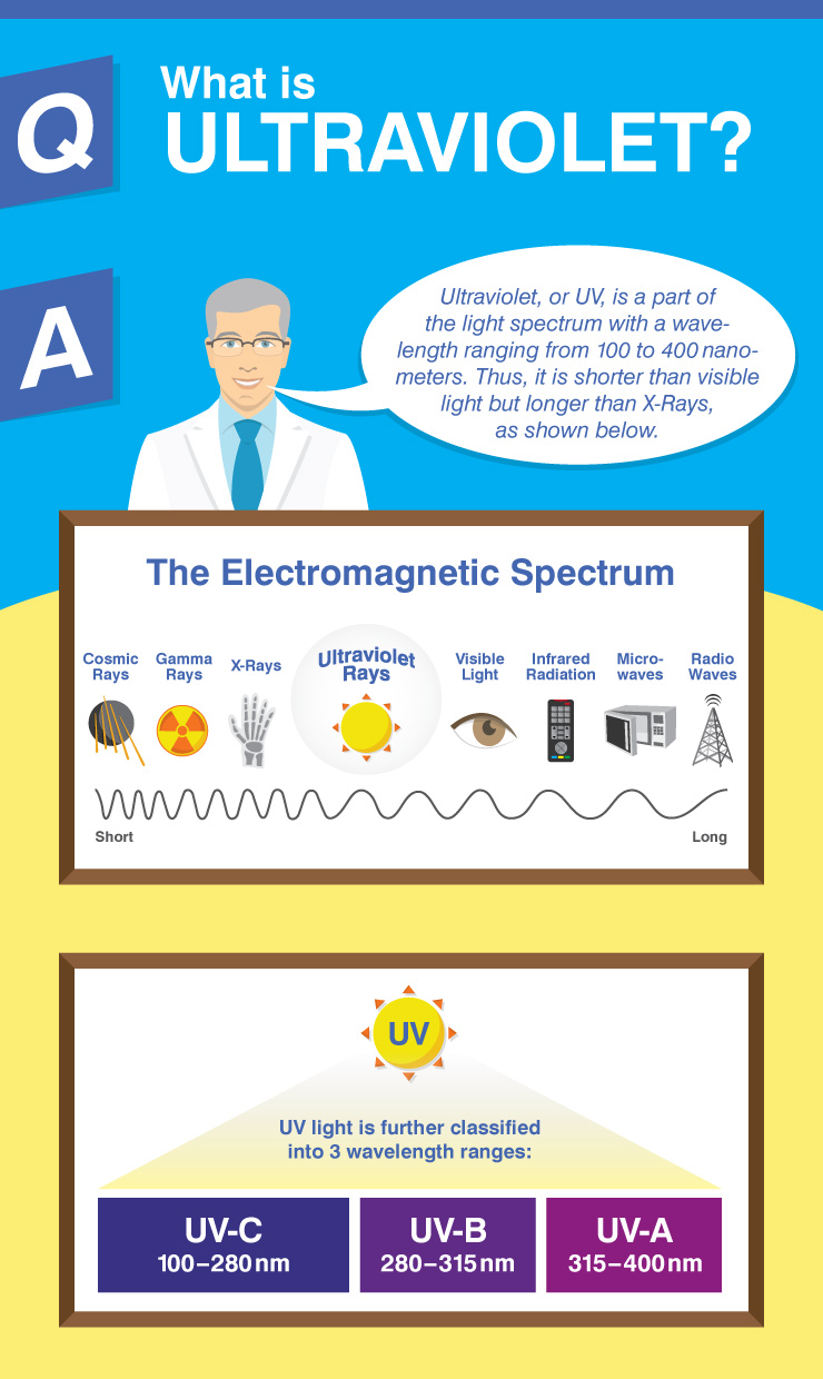 What is Ultraviolet Infographic