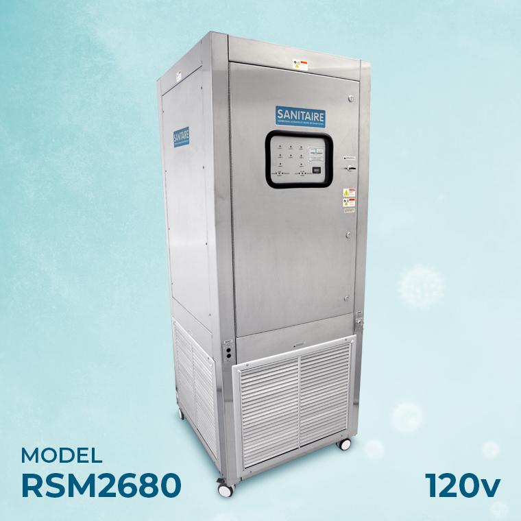 Sanitaire Model RSM2680 Germicidal UV Room Air Sanitizer for Flu Prevention